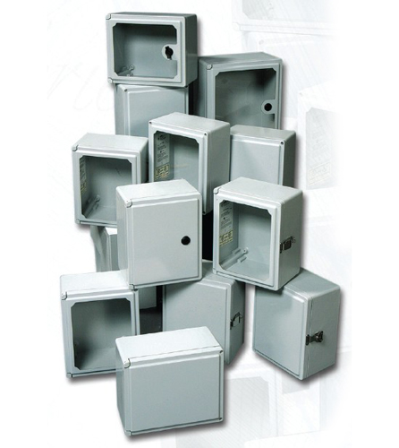 ... Cabinets, Weatherproof Covers. Enclosures