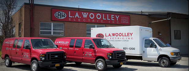 L.A.Woolley, Inc. is a Supplier and Distributor of elecrical parts and components